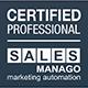 Certyfikat SalesManago